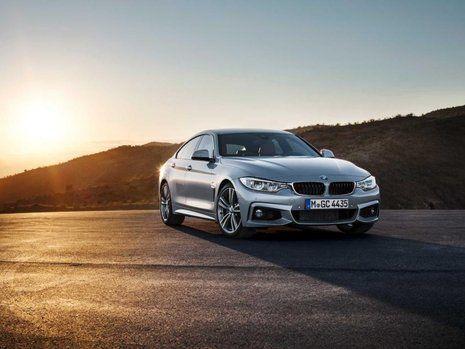 Noul BMW Seria 4 Gran Coupe1