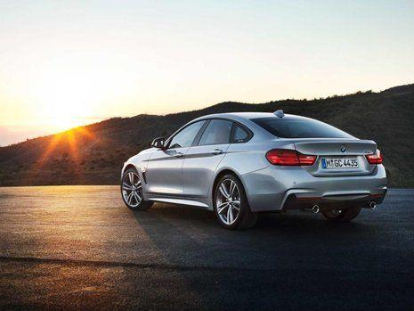Noul BMW Seria 4 Gran Coupe2