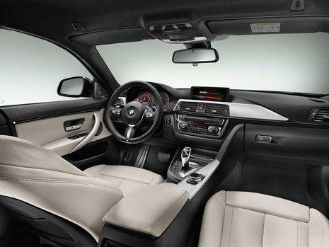 Noul BMW Seria 4 Gran Coupe4