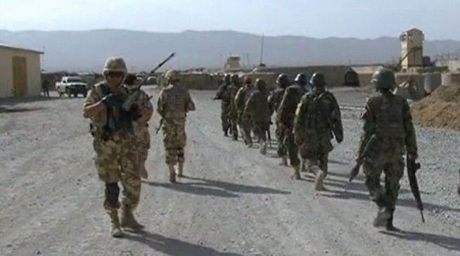 Atac in Afganistan asupra unui convoi cu militari romani