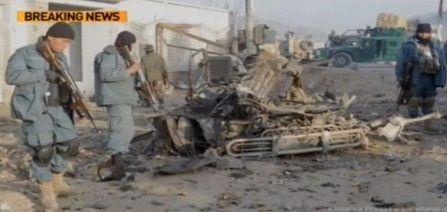 Atac asupra unor militari romani din Afganistan