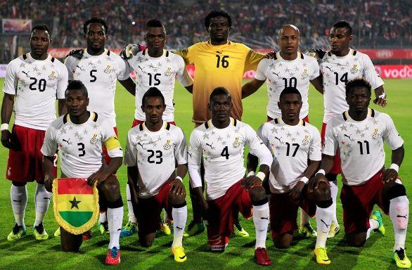 NATIONALA GHANA